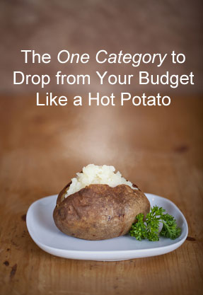 Dropping this particular category from your budget can change things for the better!