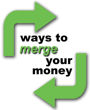 Two easy ways to merge accounts