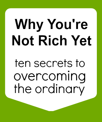 10 common obstacles to wealth plus suggestions for overcoming them