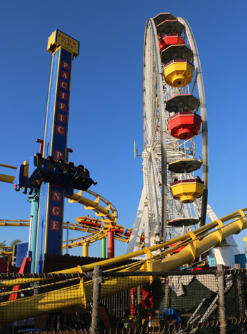 Question to consider for those times when you feel like you're stuck on some kind of dizzying amusement park ride.