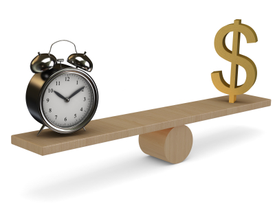 Is your time worth more than it costs to hire help?