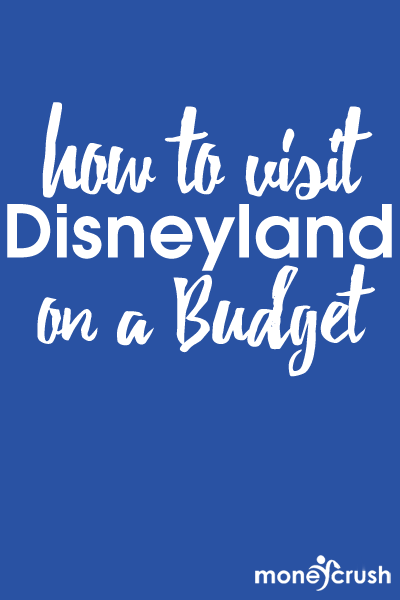 Budgeting for Disneyland is a must-do. You can visit Disneyland on the (relative) cheap or you can do things up big. Here's how to budget for Disney.