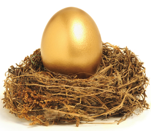 Build your nest egg